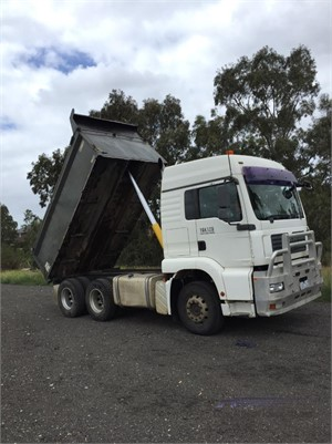 2007 MAN TGA - Trucks for Sale