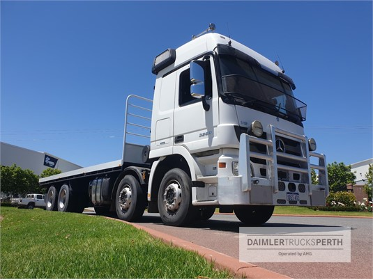 2011 Mercedes Benz other Daimler Trucks Perth - Trucks for Sale