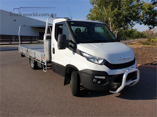 2015 Iveco Daily 45c17 - Trucks for Sale