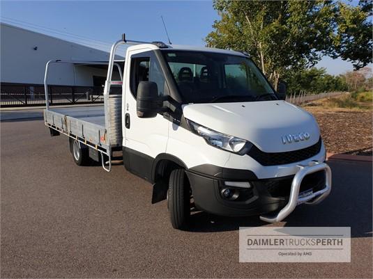 2015 Iveco Daily 45c17 Daimler Trucks Perth - Trucks for Sale