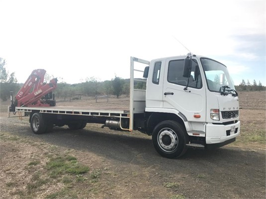 2015 Mitsubishi Fuso FIGHTER 1627 - Trucks for Sale