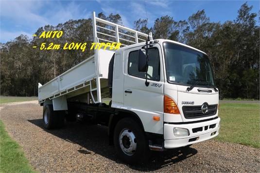2007 Hino GH - Trucks for Sale