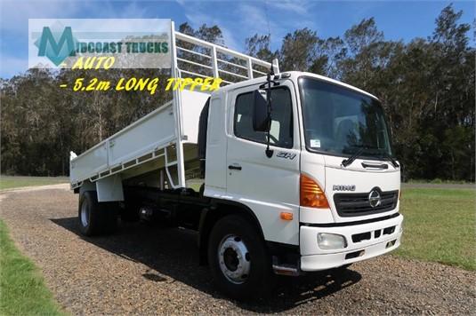 2007 Hino GH Midcoast Trucks - Trucks for Sale