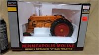 "1/16th Minneapolis Moline ""U"" Tractor (2006)"
