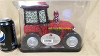 """Red Shed Toys."" Red Tractor Night Light Lamp"