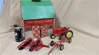 Tru-Scale Farms Barn & Equipment
