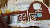 Happi-Time Farm Set in box #6020