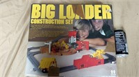 Big loader construction set #5001 in box.