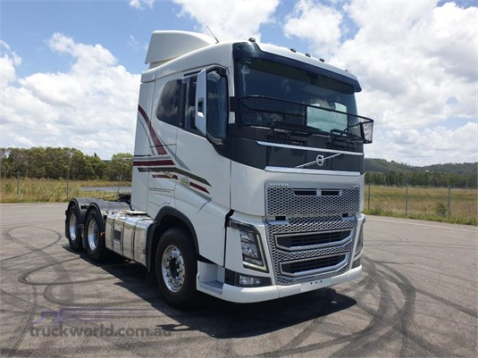 2015 Volvo FH600 - Trucks for Sale