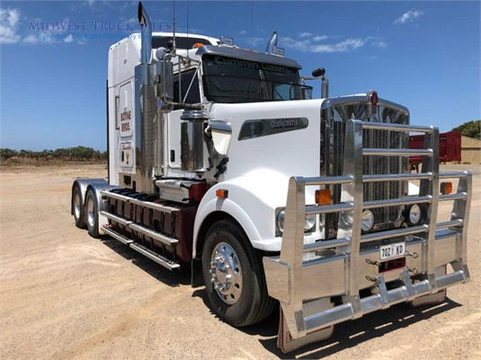 2012 Kenworth T909 Midwest Truck Sales - Trucks for Sale