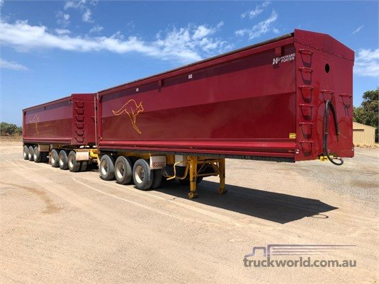 2014 Howard Porter Tipper Trailer - Trailers for Sale