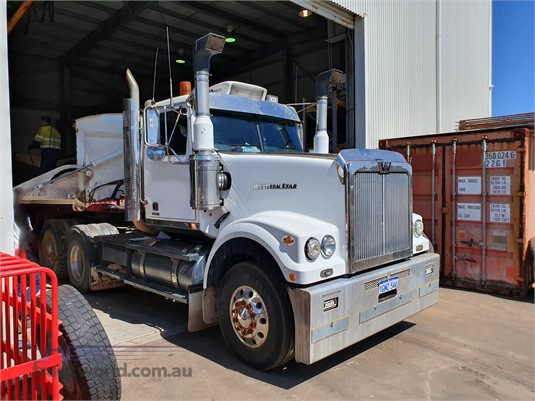 2013 Western Star 4900FX - Trucks for Sale