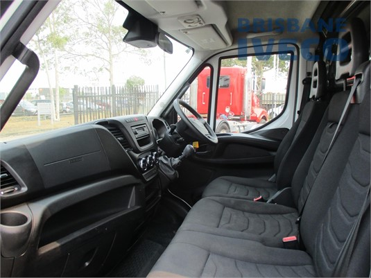 2015 Iveco Daily 35S13 Iveco Trucks Brisbane - Light Commercial for Sale