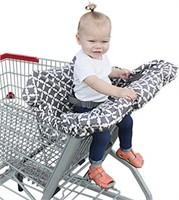 Jolly Jumper Deluxe Sani-Shopper Shopping Cart