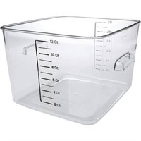 Rubbermaid Commercial Products Plastic Space