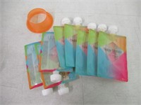 Baby Brezza Baby Food Pouch - 8 Pack