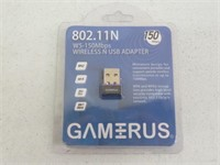 Gamerus W5-150Mbps Wireless 802.11N USB Adapter