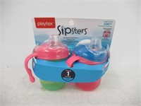 Playtex Sipsters Stage 1, Cups - 2 Packs