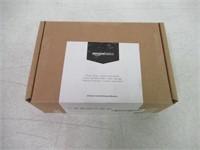Amazon Basics Privacy Knob - Coastal Matte Black