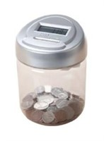 Coin Bank W/ LCD Value Display