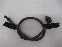 """""""As Is"""" Reehut Resistance Band with Handle Single"""