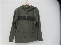 Hugo Boss Men's Large Contempprary Hooded Cotton