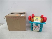 "Battat Grocery Cart "" Deluxe Toy Shopping Cart"