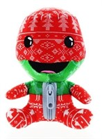 (2) Stubbins - Holiday Sackboy Plush Toy -