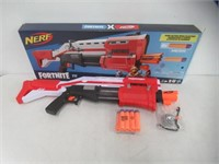 Nerf Fortnite TS Blaster -- Pump Action Dart