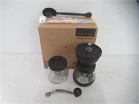 """""""Used"""" Manual Coffee Mill Grinder with Ceramic"""