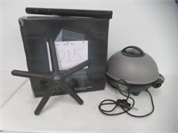 """""""Used"""" George Foreman GGR50B Indoor/Outdoor Grill"""