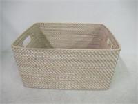 KOUBOO Laguna Rectangular Rattan Storage Basket,