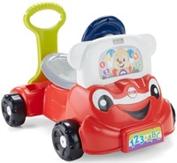 Fisher-Price Laugh & Learn 3-in-1 Smart Car -