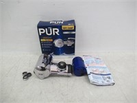 """""""Used"""" Pur Advanced Faucet Filtration System,"""