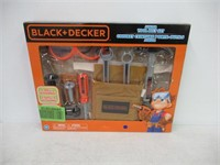 Black + Decker Junior Tool Belt Set