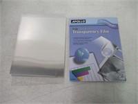 """As Is"" Apollo Color Laser Printer Transparency"