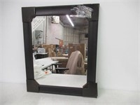 Gallery Solutions 16x20 Wall Mirror with Scooped