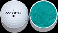 Maxfli Ufli Soft- Golf Balls (12 Units)