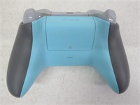 """""""Used"""" Xbox One Wireless Controller, Grey and Blue"""