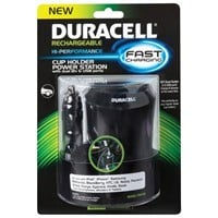 Duracell® PRO753 Cup Holder Power Station With