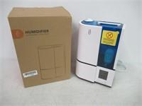 Humidifiers, TaoTronics Cool Mist Humidifier, LED