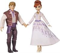 Disney Frozen 2 Anna & Kristoff Dolls