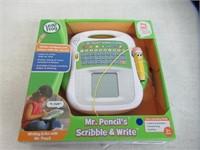 Leapfrog Mr.Pencils Scribble & Write