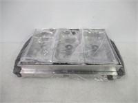 Maxi-Matic EWM-6171 Elite Platinum 3-Tray