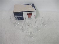 Luminarc Craft Brew Glasses - 6 Pieces