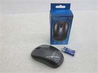 BlueDiamond 2.4G Wireless Mouse - Nano Reciever -