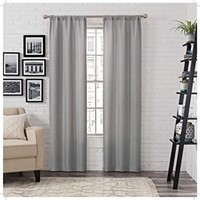 """PAIRS TO GO Curtains for Bedroom - Ibiza 52"""" x 95"""""""