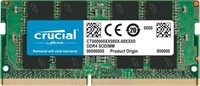 Crucial 16GB Single DDR4 2400 MT/s (PC4-19200) DR