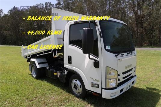 2017 Isuzu NLR45-150 - Trucks for Sale