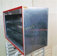 Counter Tiop Display Warmer - 37 x 20 x 26